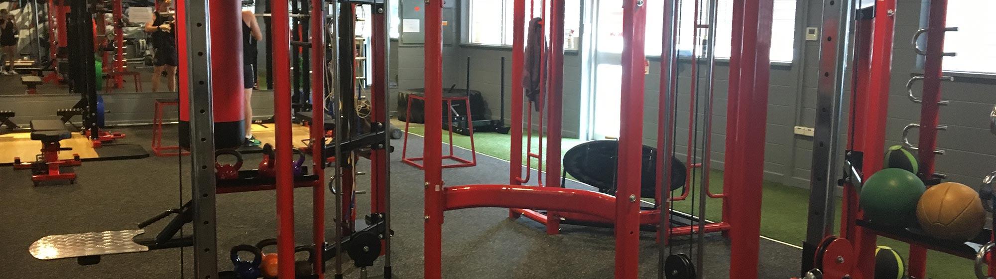 fitness centre darwin