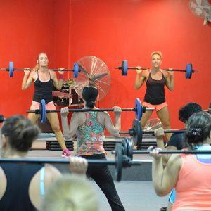 muscle training darwin