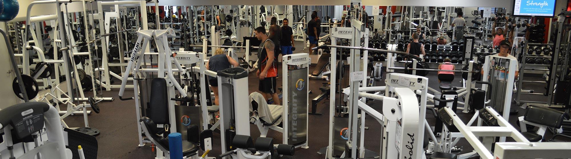 gym darwin