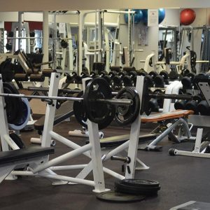 weight training darwin