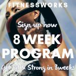 8 Week Program coming soon!