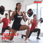 BodyPump Technique