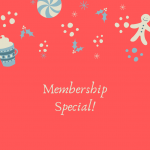 Membership Special on 20 Visit Card!