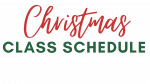 Holiday Classes and Opening Hours