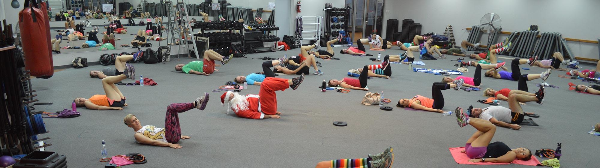 fitness classes darwin